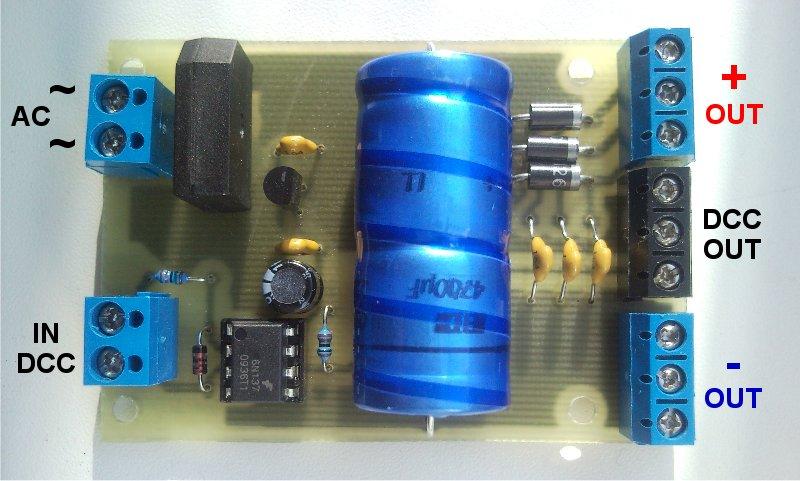 Power modul DCC