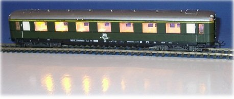 Osvětlení vozu 7xLED bílá nebo 9xLED žlutá