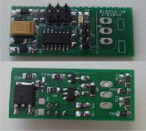 Mini dekodér SERVA pro DCC, Motorola i analog