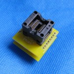 Adaptér pro programování SMD mikrokontrolérů
