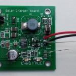 Solární nabíječka akumulátorů do 2A