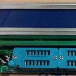 AVR tester transistorů, součástek a užitečný pomocník