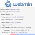 Vzdálená správa Raspberry Pi s Raspbian pomocí webu