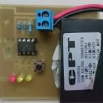 Odpojovač zátěže akumulátoru (hlídač podpětí)